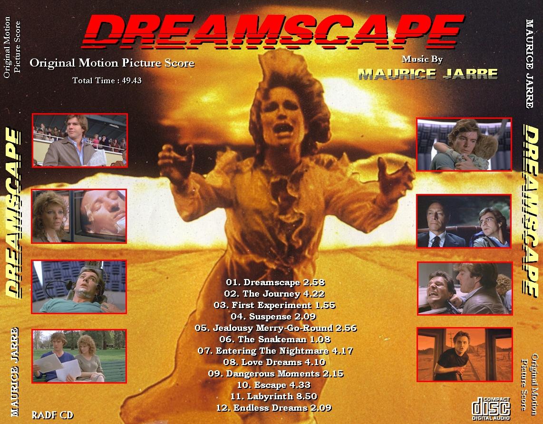 Filme Dreamscape: A morte nos sonhos