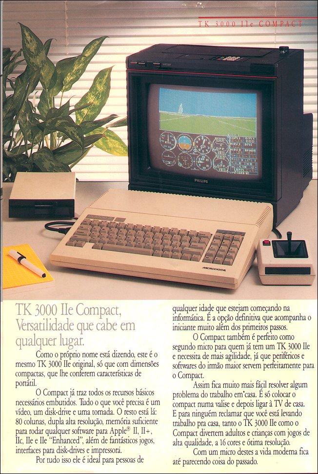 TK 3000 IIe Compact