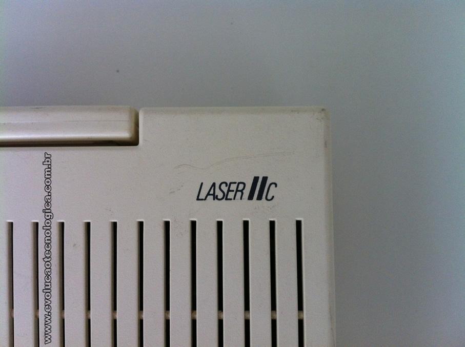 Laser IIc da Milmar