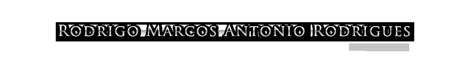 Rodrigo Marcos Antonio Rodrigues | Advogado