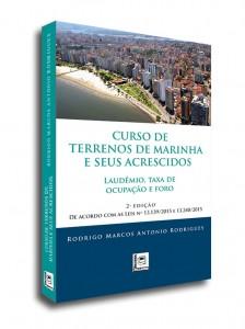 Curso de Terrenos de Marinha e seus Acrescidos - 2ª edição
